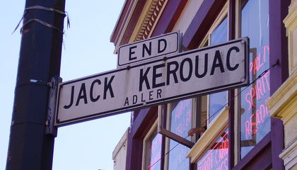 This Minimalist Travel Guide Gives Detailed Directions for Recreating Kerouac's On the Road