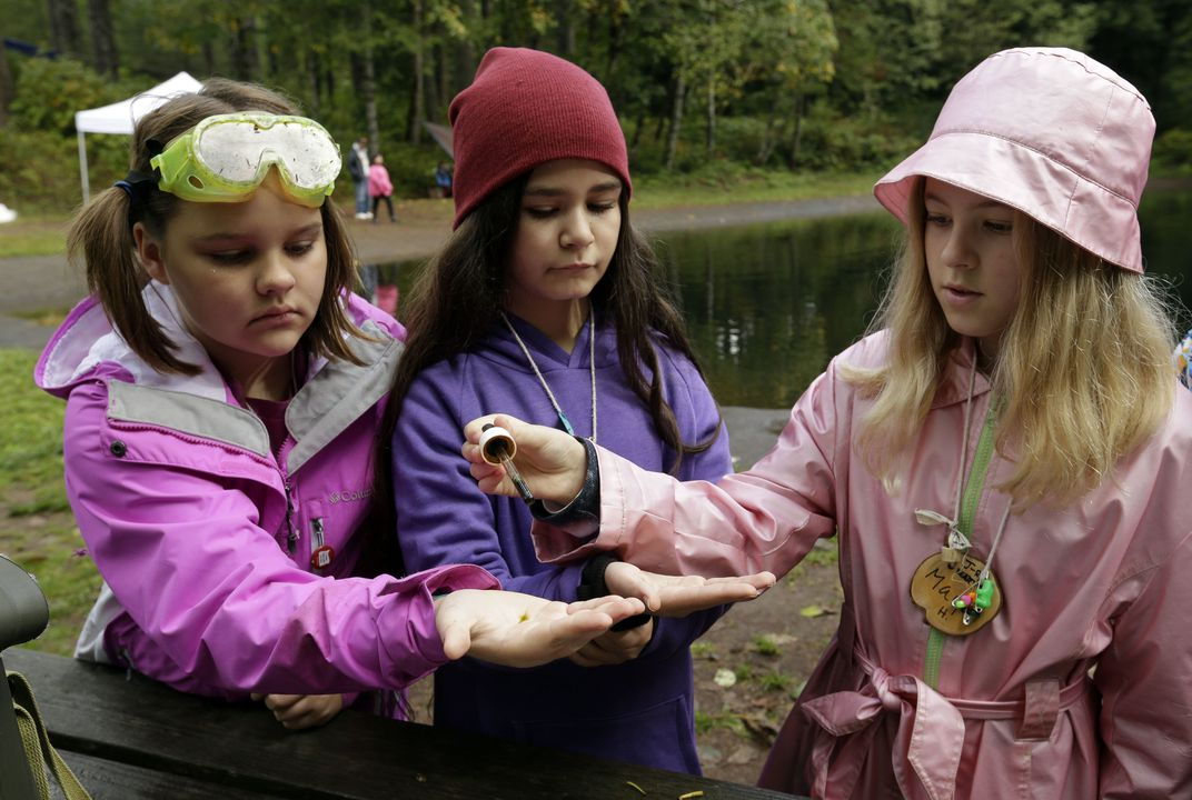 Should all children get an outdoor education?