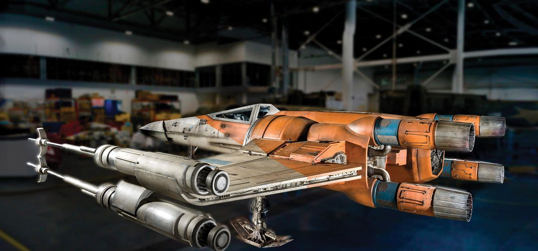 Caption: The Starfighter Will Soon Be a Museum Piece
