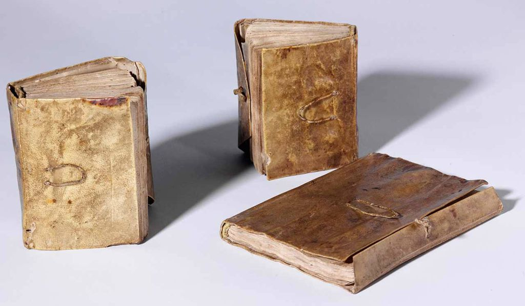 Forster Codex I, II and III.