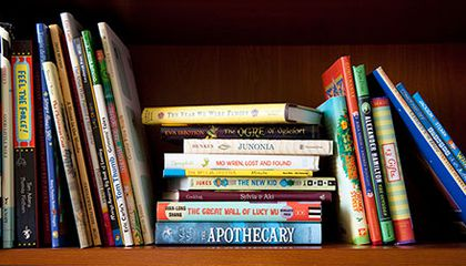 Welcome to Just One More Story: A Blog Highlighting the Best in Kid's Books