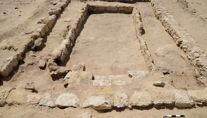 Image: Archeologists discover ancient gymnasium near Egypt's Cairo