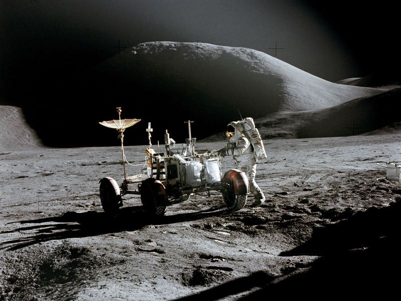 space adventure lunar rover - photo #32