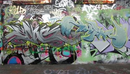 Instead of Tagging Real-Life Surfaces, Graffiti Artists Can Use a New Simulator