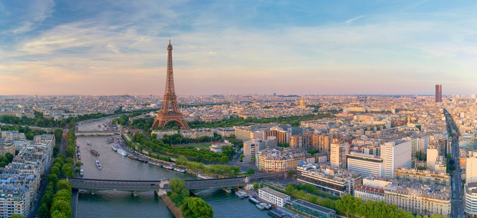 A Seine River Cruise  <p>The Seine River led to the development of Paris as the center for French trade, politics, religion, and culture. Like travelers of old, cruise the legendary Seine and discover the significant historic, artistic, and cultural highlights of Ile-de-France and Normandy.</p>
