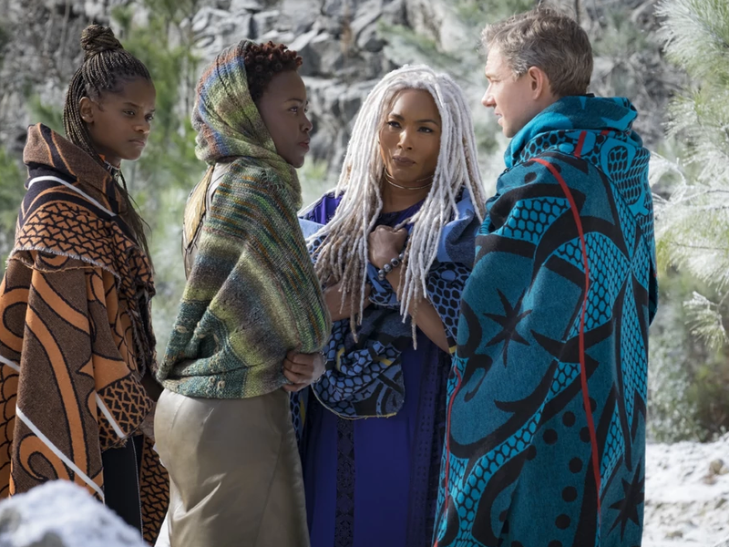 The New Director Of The Smithsonian S African Art Museum Reflects On The Look And Fashion Of Black Panther At The Smithsonian Smithsonian Magazine