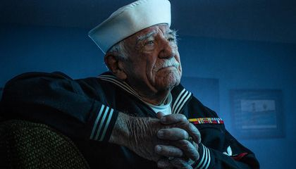 See 12 Stunning Portraits of World War II Veterans