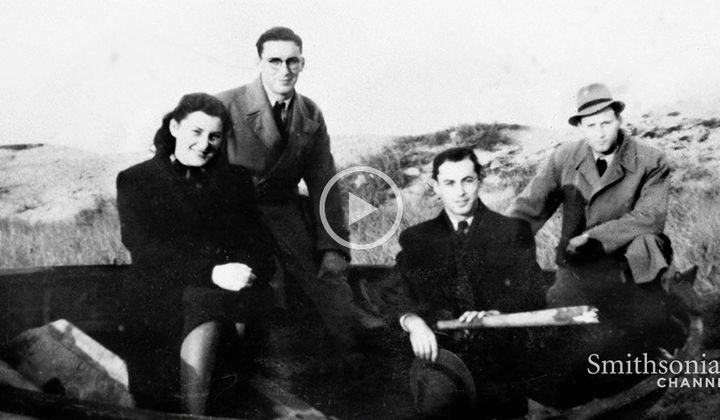 How This Brave Young Woman Saved Danish Jews From Nazis