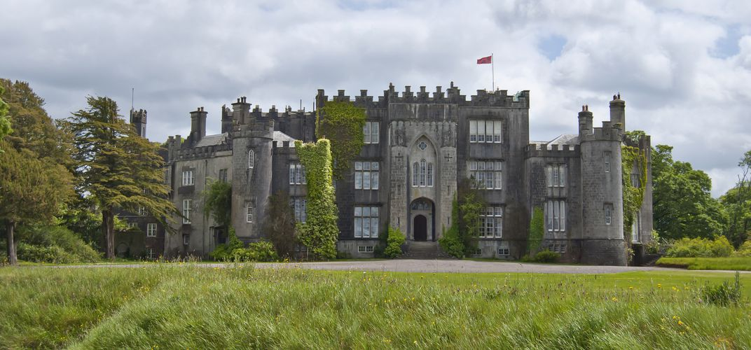 Birr Castle in western Ireland