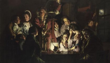 Doctors Diagnose Diseases of Subjects in Two Famous Paintings