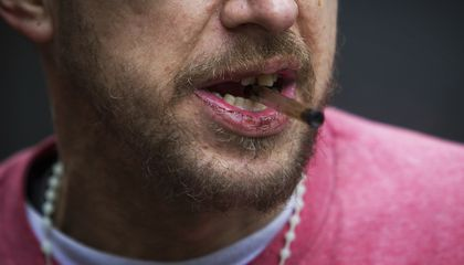 Can Free Crack Pipe Kits—Like Free Heroin Needles—Reduce Disease Transmission?
