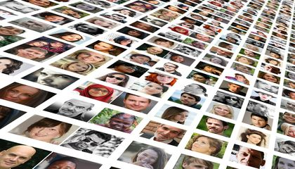 The Average Person Can Recognize 5,000 Faces