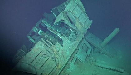 World's Deepest Shipwreck Is WWII Destroyer Lost in the Philippine Sea