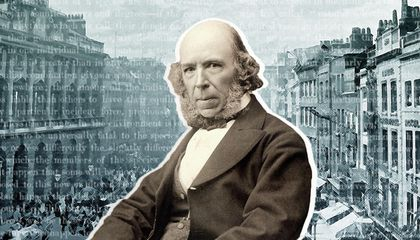 The Complicated Legacy of Herbert Spencer, the Man Who Coined 'Survival of the Fittest'