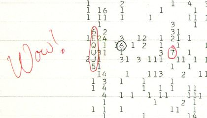 "Was the ""Wow!"" Signal From Aliens or a Comet Flyby?"