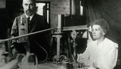 Three Quirky Facts About Marie Curie