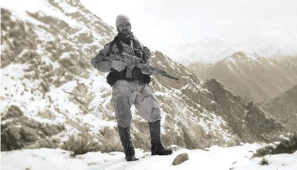 On a Snow-Covered Mountain in Afghanistan, John Chapman Made a Heroic One-Man Stand
