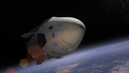 Boeing, SpaceX Win NASA Commercial Crew Award