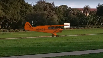 Now There's a Way to Watch Your Friend's (Simulated) Airplane Flying in the Real World (Sort of)