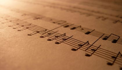 A Love Letter Set to Music