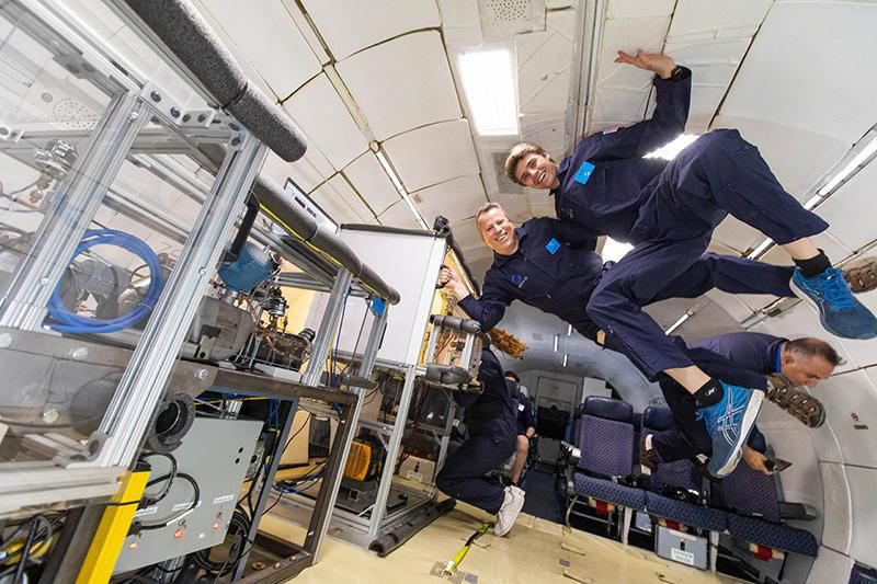 The Quest to Build a Functional, Energy-Efficient Refrigerator That Works in Space