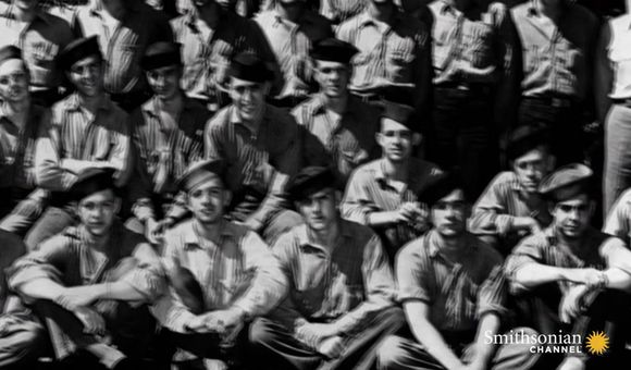 Preview thumbnail for video'USS Indianapolis Crew Battled Sharks and Hallucinations