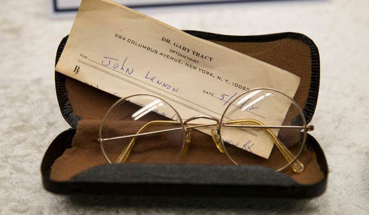 100 Stolen John Lennon Items Found in Berlin