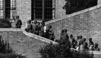 The Youngest of the Little Rock Nine Speaks About Holding on to History