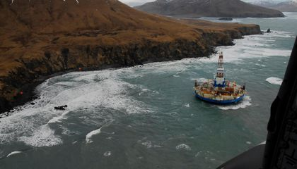 Oil Companies Are Pausing Plans to Drill the Arctic