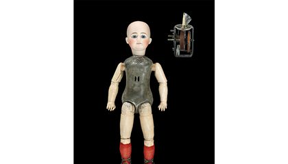 The Epic Failure of Thomas Edison's Talking Doll