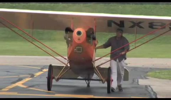 Preview thumbnail for video'Barnstorming
