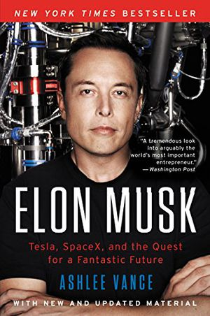 Preview thumbnail for video 'Elon Musk: Tesla, SpaceX, and the Quest for a Fantastic Future