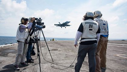 Come Along to the Carrier Flight Deck