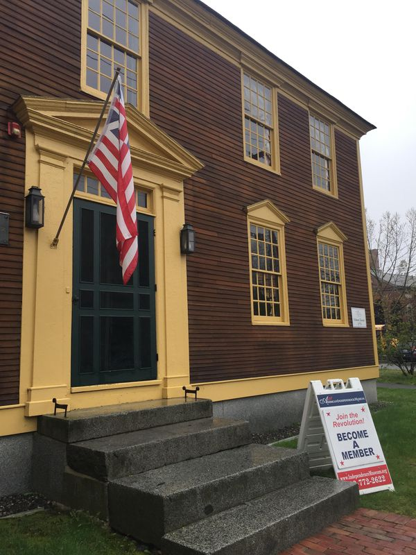 American Independence Museum's Folsom Tavern