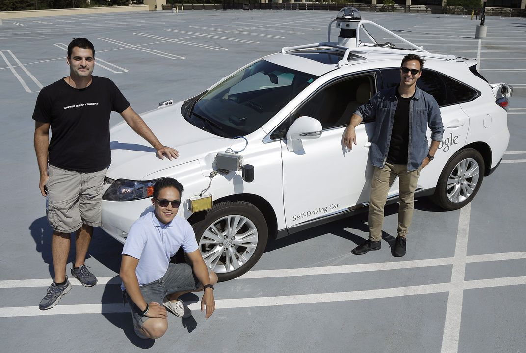 Would you like to be a driverless car driver?
