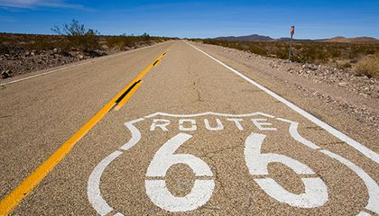 Endangered Historic Route 66, U.S.A. | Travel ... on