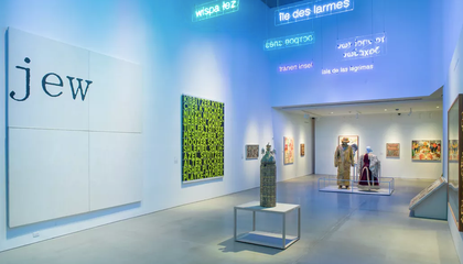 The Evolution of Jewish Identity Takes Center Stage at Revamped Jewish Museum Exhibition
