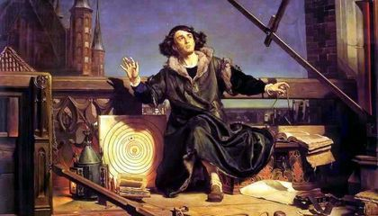 Happy 543rd Birthday, Nicolaus Copernicus
