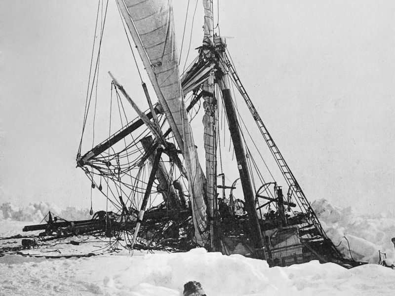 0cfe05a88f Antarctic Research Ship to Search for Wreck of Shackleton's 'Endurance'
