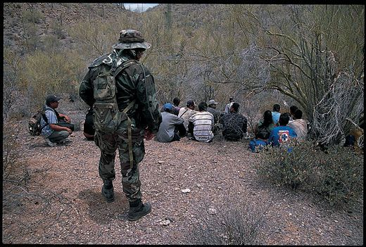 Shadow wolves travel smithsonian shadow wolves officers often give some of their water to the groups of undocumented aliens that they run into almost daily while tracking drug smugglers publicscrutiny Images