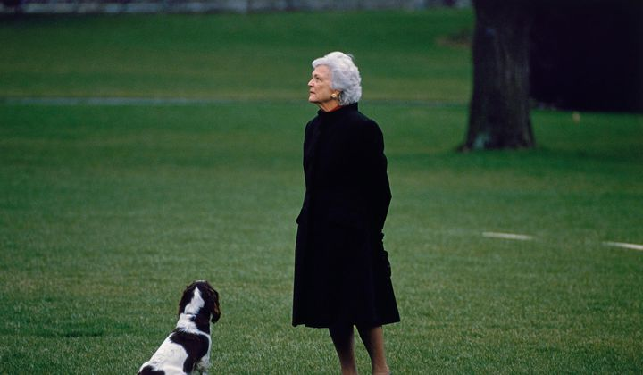 Curators Reflect on Barbara Bush Legacy
