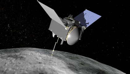 Watch OSIRIS-REx Head to the Cosmos to Grab a Scoop of Asteroid Dust