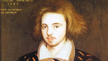 What to Know About Shakespeare's Newly Credited Collaborator Christopher Marlowe
