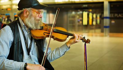 How to Busk the London Underground