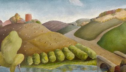 The Case for a New Grant Wood Painting
