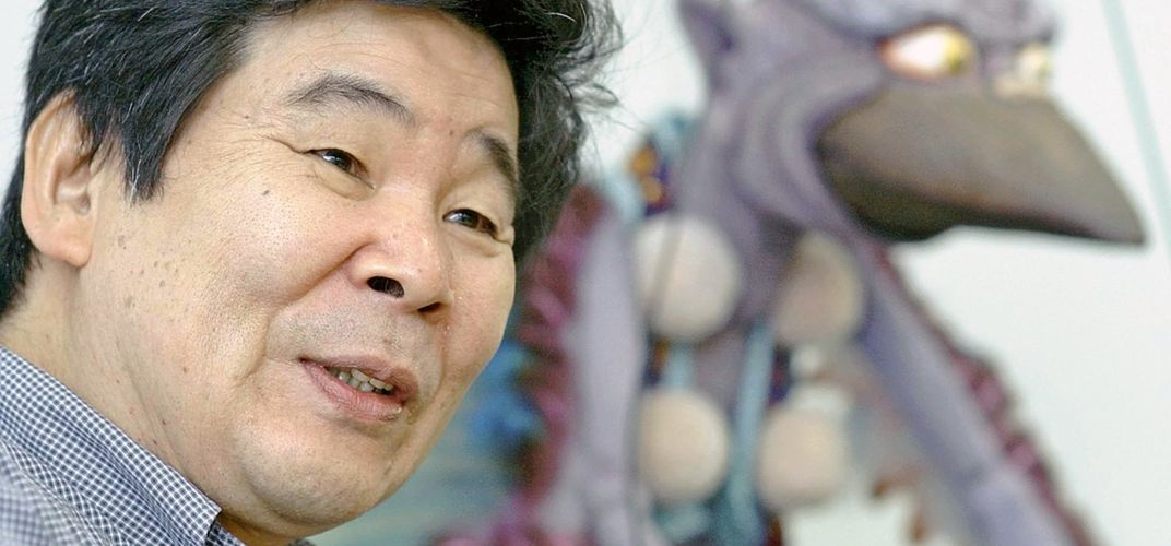 Caption: Five Things to Know About Isao Takahata