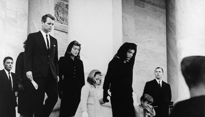 How Poetry Soothed a Nation in Mourning for John F. Kennedy