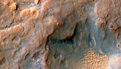 Exciting New Findings About Martian Methane