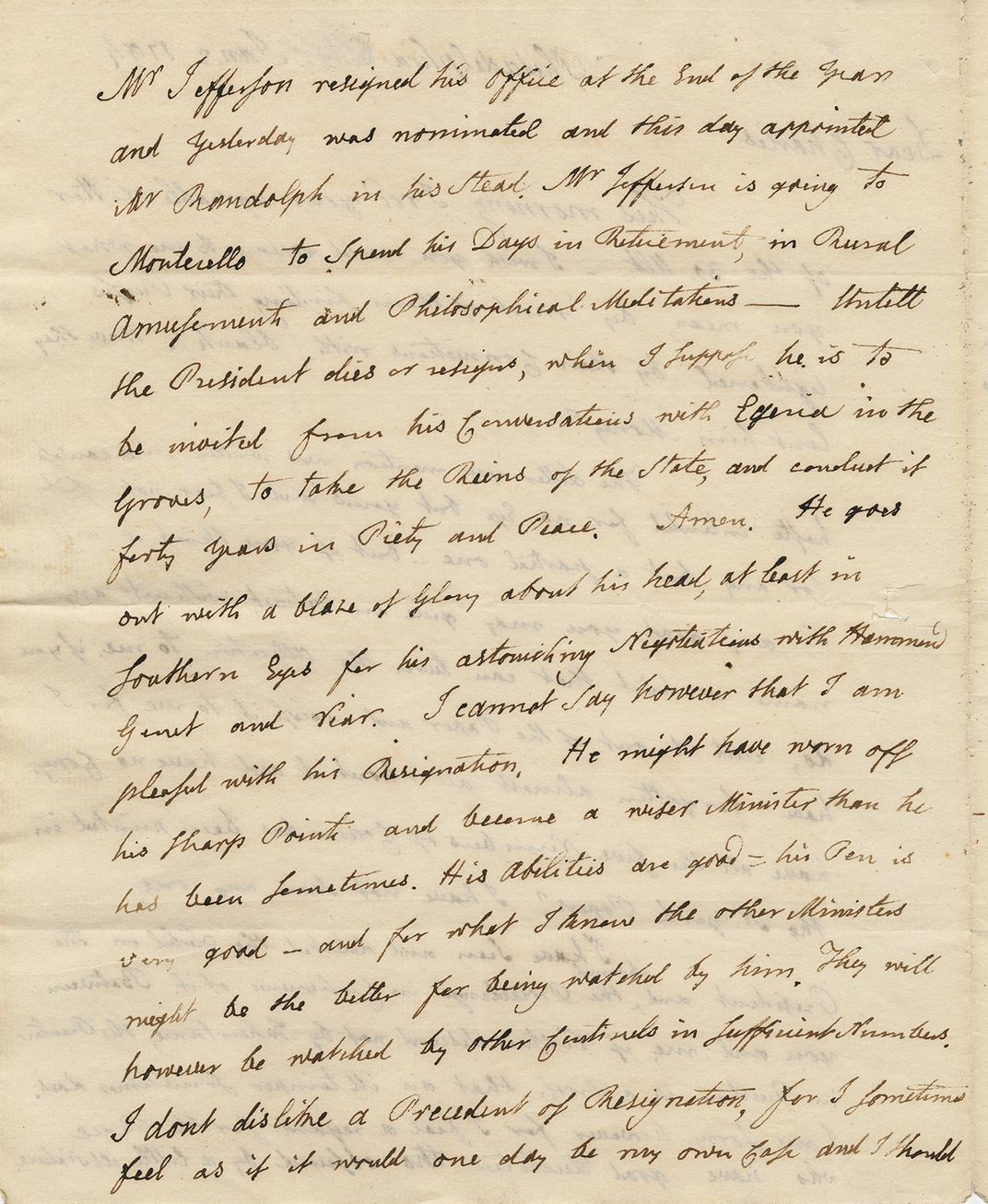 an analysis of abigail adams letter to her son john quincy adams Susanna boylston adams gave her son john,  colonel john quincy, was abigail smith adams  of how mother and son had collaborated in a letter to abigail.