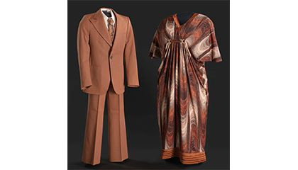 Costumes from The Jeffersons, c. 1975-79